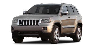Used Car / Truck: 2013 Jeep Grand Cherokee