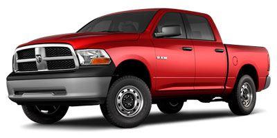 Used Car / Truck: 2012 Ram 1500