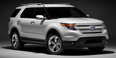 Used Car / Truck: 2013 Ford Explorer