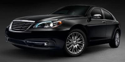 Used Car / Truck: 2013 Chrysler 200