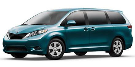New 2012 Toyota Sienna Base [VIN: 5TDKK3DC6CS218972] for sale in Portland, Oregon