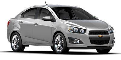 Used Car / Truck: 2016 Chevrolet Sonic