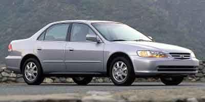 Used Car / Truck: 2002 Honda Accord Sedan