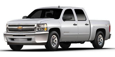 Used Car / Truck: 2013 Chevrolet Silverado 1500