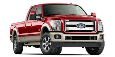 Used Car / Truck: 2013 Ford Super Duty F-250