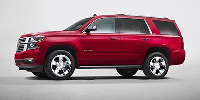 Used Car / Truck: 2015 Chevrolet Tahoe