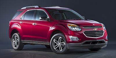 Used Car / Truck: 2016 Chevrolet Equinox