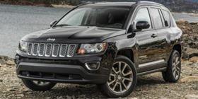 2015 Jeep Compass Latitude [VIN:1C4NJCEA7FD297226]