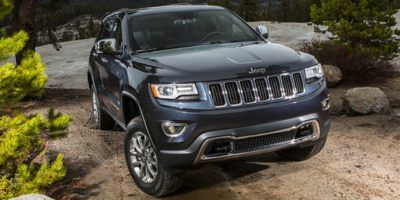 Used Car / Truck: 2015 Jeep Grand Cherokee