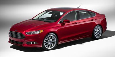 Used Car / Truck: 2016 Ford Fusion
