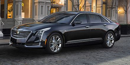 New 2018 Cadillac CT6 Sedan 3.6L Luxury [VIN: 1G6KD5RS9JU100934] for sale in Carbondale, Illinois