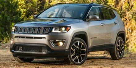 New 2018 Jeep Compass Trailhawk [VIN: 3C4NJDDB9JT147444] for sale in Mexico, Missouri