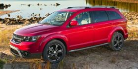 2018 Dodge Journey Crossroad [VIN:3C4PDCGB0JT196604]
