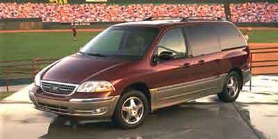Used Car / Truck: 2000 Ford Windstar Wagon