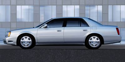 Used Car / Truck: 2005 Cadillac Deville