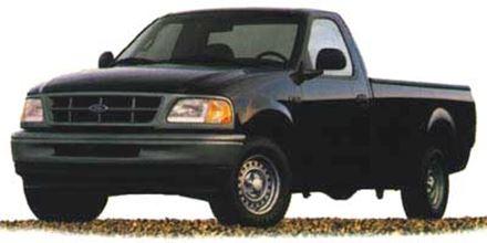 Used 1998 Ford F-150 Standard  [VIN: 1FTZX18W8WKA72370]