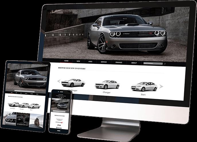 Best Automotive Responsive Websites