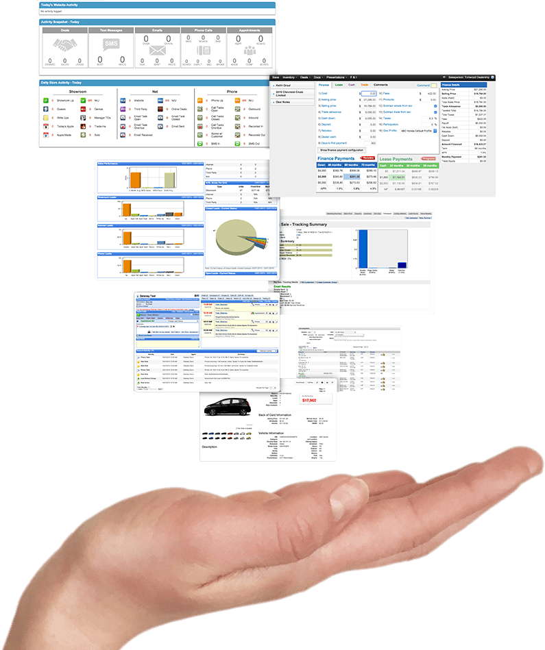 Automotive CRM Software