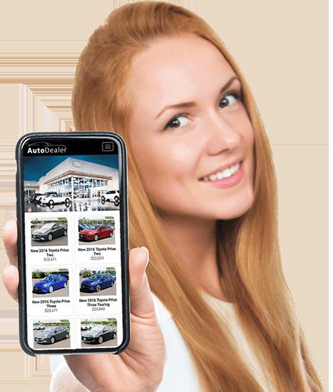 Automotive Responsive Website Design
