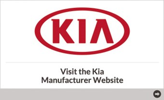 Kia Manufacturer Website