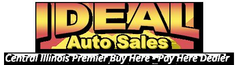 Ideal Auto Sales Logo