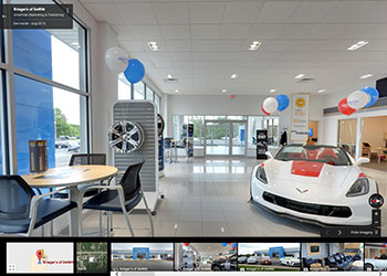 Kriegers Chevrolet Buick GMC DeWitt Virtual Tour