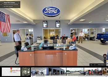 Kriegers Ford Virtual Tour