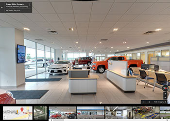Kriegers Chevrolet Buick GMC Muscatine Virtual Tour
