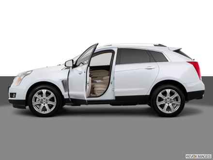 Used 2015 Cadillac SRX Luxury [VIN: 3GYFNEE30FS572483] for sale in Carbondale, Illinois