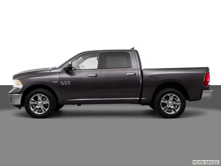 Used 2015 Ram 1500 Big Horn [VIN: 1C6RR7LM5FS760885] for sale in Mexico, Missouri