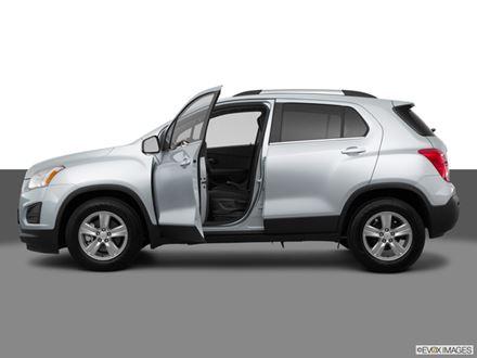 Used 2015 Chevrolet Trax 1LT [VIN: KL7CJLSBXFB214806]