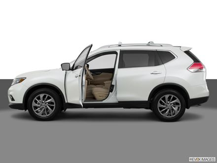 Used 2015 Nissan Rogue  [VIN: 5N1AT2MV2FC897449] for sale in Cape Girardeau, Missouri