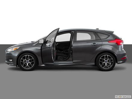 Used 2016 Ford Focus SE [VIN: 1FADP3K24GL253446] for sale in Washington, Missouri