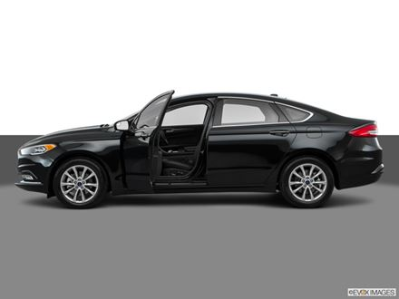 New 2017 Ford Fusion SE [VIN: 3FA6P0HD1HR371991] for sale in Mexico, Missouri