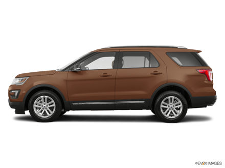 New 2017 Ford Explorer XLT [VIN: 1FM5K8D8XHGD54363] for sale in Mexico, Missouri