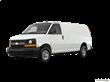 2017 Chevrolet Express Cargo Van Work Van [VIN:1GCWGAFF8H1177716]
