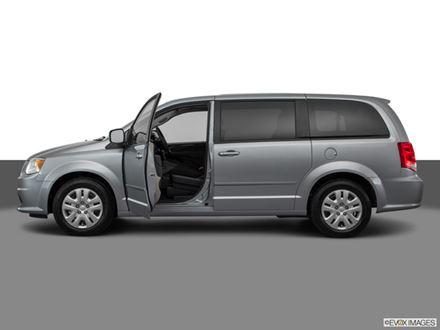 New 2017 Dodge Grand Caravan SE [VIN: 2C4RDGBG4HR856546] for sale in Mexico, Missouri