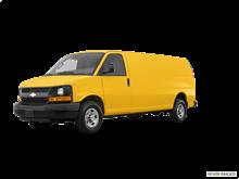 Chevrolet Express_Cargo_Van