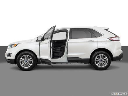 New 2017 Ford Edge Titanium [VIN: 2FMPK4K96HBC54796] for sale in Mexico, Missouri