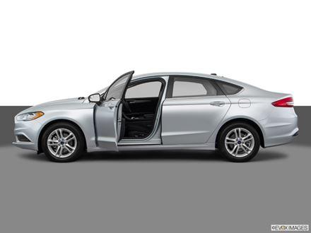 New 2018 Ford Fusion S [VIN: 3FA6P0G72JR163166] for sale in Mexico, Missouri