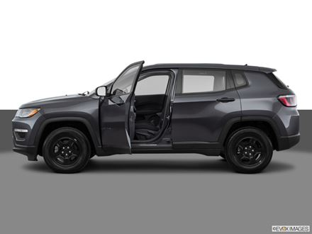 New 2018 Jeep Compass Sport [VIN: 3C4NJCAB4JT181807] for sale in Mexico, Missouri