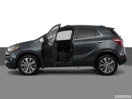 New 2018 Buick Encore Preferred [VIN: KL4CJASB7JB587067] for sale in Carbondale, Illinois