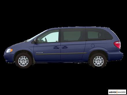 Used 2002 Dodge Caravan  [VIN: 2B4GP44R42R674121]