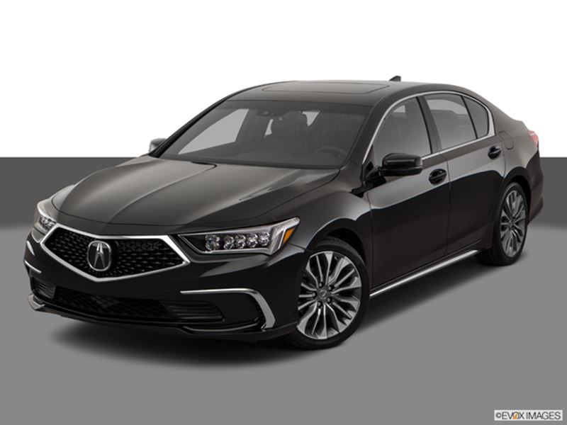 new 2018 acura rlx base w advance package for sale in portland ron tonkin acura portland. Black Bedroom Furniture Sets. Home Design Ideas