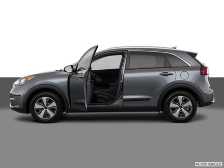 New 2018 Kia Niro LX [VIN: KNDCB3LC7J5142526] for sale in Cape Girardeau, Missouri