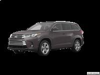 New Car / Truck: 2018 Toyota Highlander