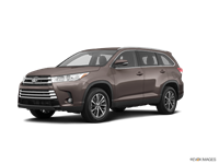 New Car / Truck: 2019 Toyota Highlander