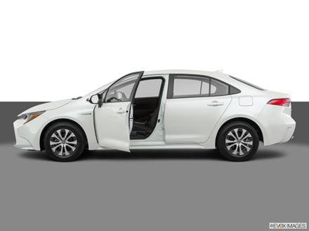 Used 2020 Toyota Corolla  [VIN: 5YFEPRAE4LP056971] for sale in Braintree, Massachusetts