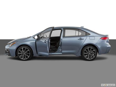 Used 2020 Toyota Corolla  [VIN: 5YFS4RCE2LP030510] for sale in Braintree, Massachusetts