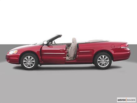Used 2004 Chrysler Sebring  [VIN: 1C3EL45X04N267128] for sale in Cape Girardeau, Missouri